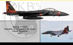 F-15SG 142
